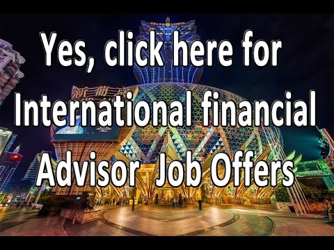 IFA Careers Offshore Financial Adviser Jobs offshore Advisor Careers International IFA jobs