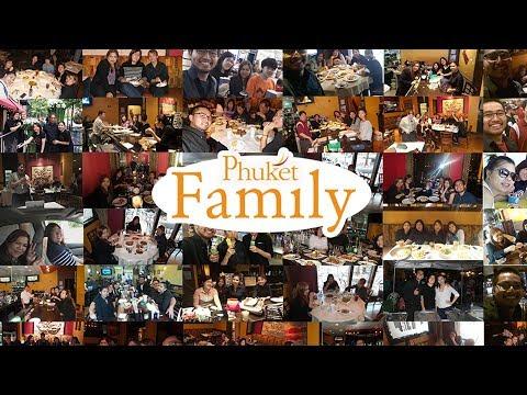 Phuket Thai Family