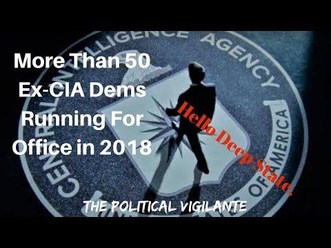 Washington Post Supports Ex CIA Dems Political Campaigns - The Political Vigilante