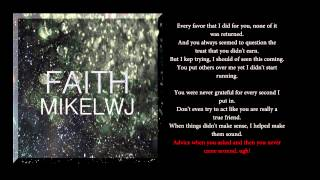 Watch Mikelwj Faith feat Cassandra Hope video