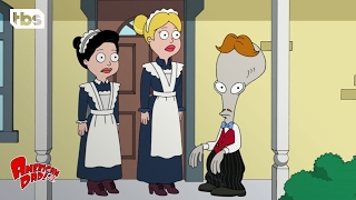 Скачать American Dad Inn Under The Attic Crappy Guest TBS