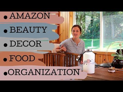 FALL Favorites 2019 Vlog Style | Favorites of a Mennonite Mom thumbnail