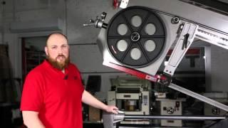 JET MBS-1824DAS! Подробный обзор ленточнопильного станка по металлу!