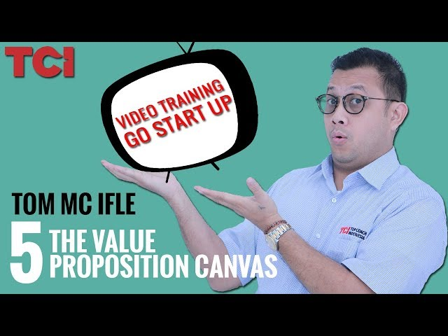 STARTUP 05 - The Value Proposition Canvas