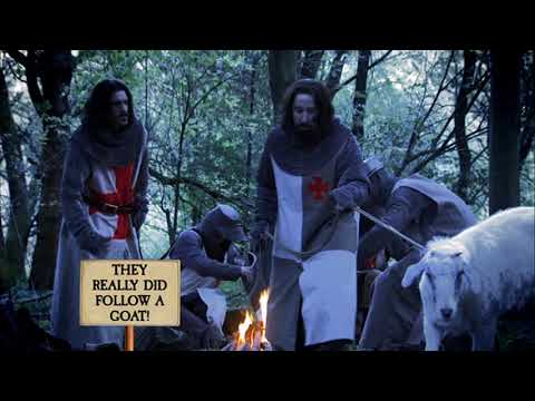 Horrible Histories Measly   Ages Crusader Emicho of the Rhineland  Investigates  religious relics