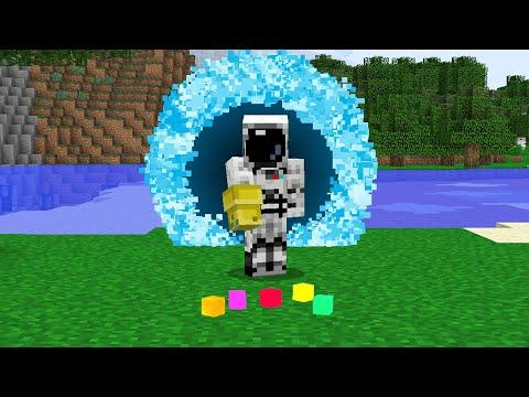 Cette version de Minecraft me permet de devenir Thanos ! - FuzeIII