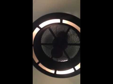 allen roth eastview ceiling fan - youtube