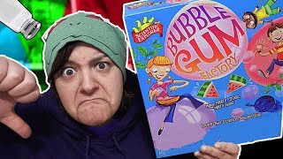 DON'T BUY! 14 REASONS WHY CANDY BUBBLE GUM FACTORY KIT is NOT worth it SaltEcrafter #53