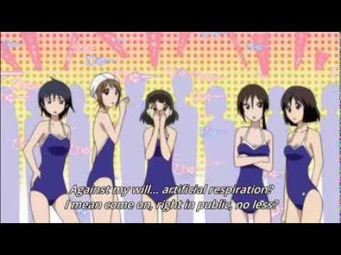 Nisekoi  ep 5  : some funny moments