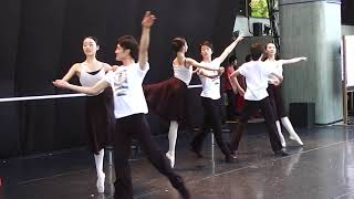 180429 Tokyo Ballet(譚ア莠ャ繝舌Ξ繧ィ蝗」) 驥主、悶せ繝�繝シ繧ク竭� @ 荳企�弱�ョ譽ョ繝舌Ξ繧ィ繝帙Μ繝�繧」