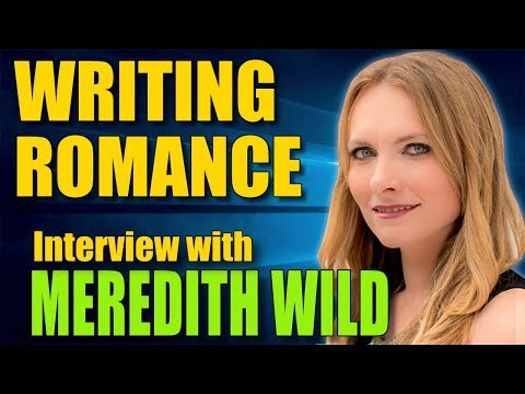 Writing Romance with NYT Bestselling Author Meredith Wild