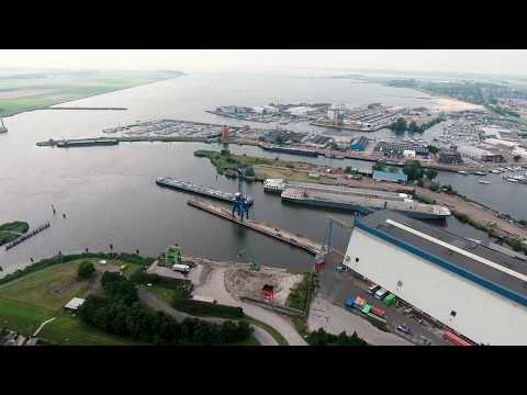 Imperial Christens Two Gas Tankers built by VEKA Shipyard Lemmer