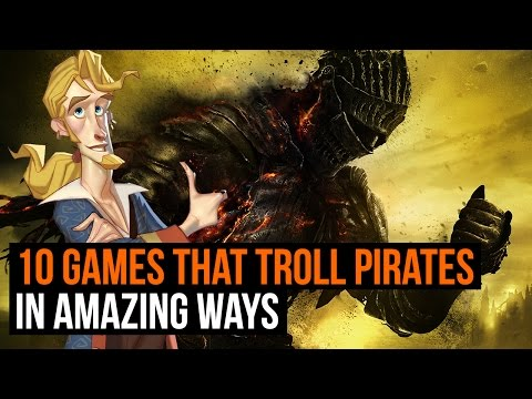 10 Games that troll Pirates in amazing ways