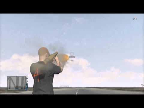 TIPS FOR KILLING A JET GTA 5 V ONLINE