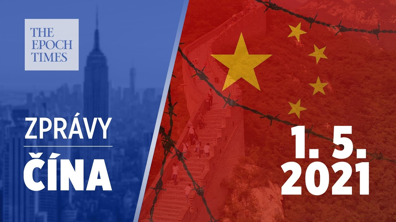 Události v Číně: 1. května 2021