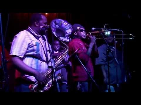 The Soul Rebels - Rebelosis