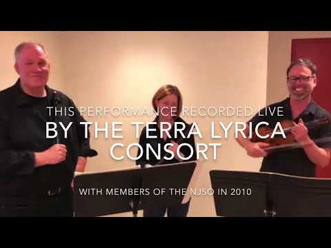 NJSO Soloists play Bach Brandenburg #4 with Terra Lyrica Consort