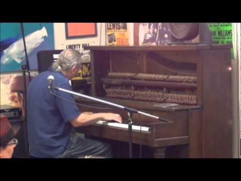 Joe Krown @ Louisiana Music Factory JazzFest 2012
