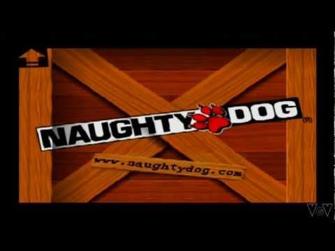 Naughty Dog Historical Logos Montage