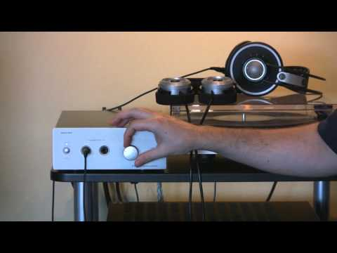 Music Hall PH25.2 Headphone Amplifier Review with Clint the Audio Guy