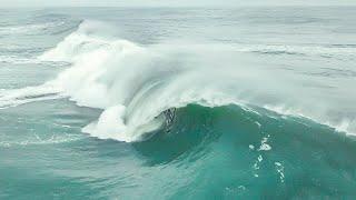 Ferreira prend goût aux grosses vagues