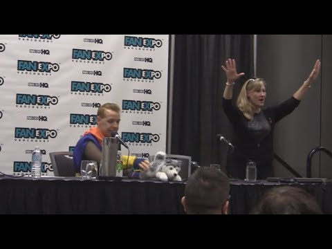 Veronica Taylor Q&A Panel - Fan Expo Vancouver 2017