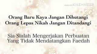 Peribahasa Melayu Lama (1)