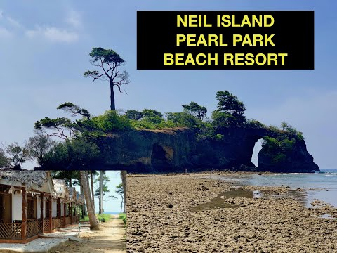 Pearl Park Beach Resort Neil Island By Experience Andamans
