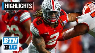 A look at some of the top highlights from career ohio state defensive end chase young. #ohiostatebuckeyes#ncaafootball#nfldraftsubscribe to big ten ne...