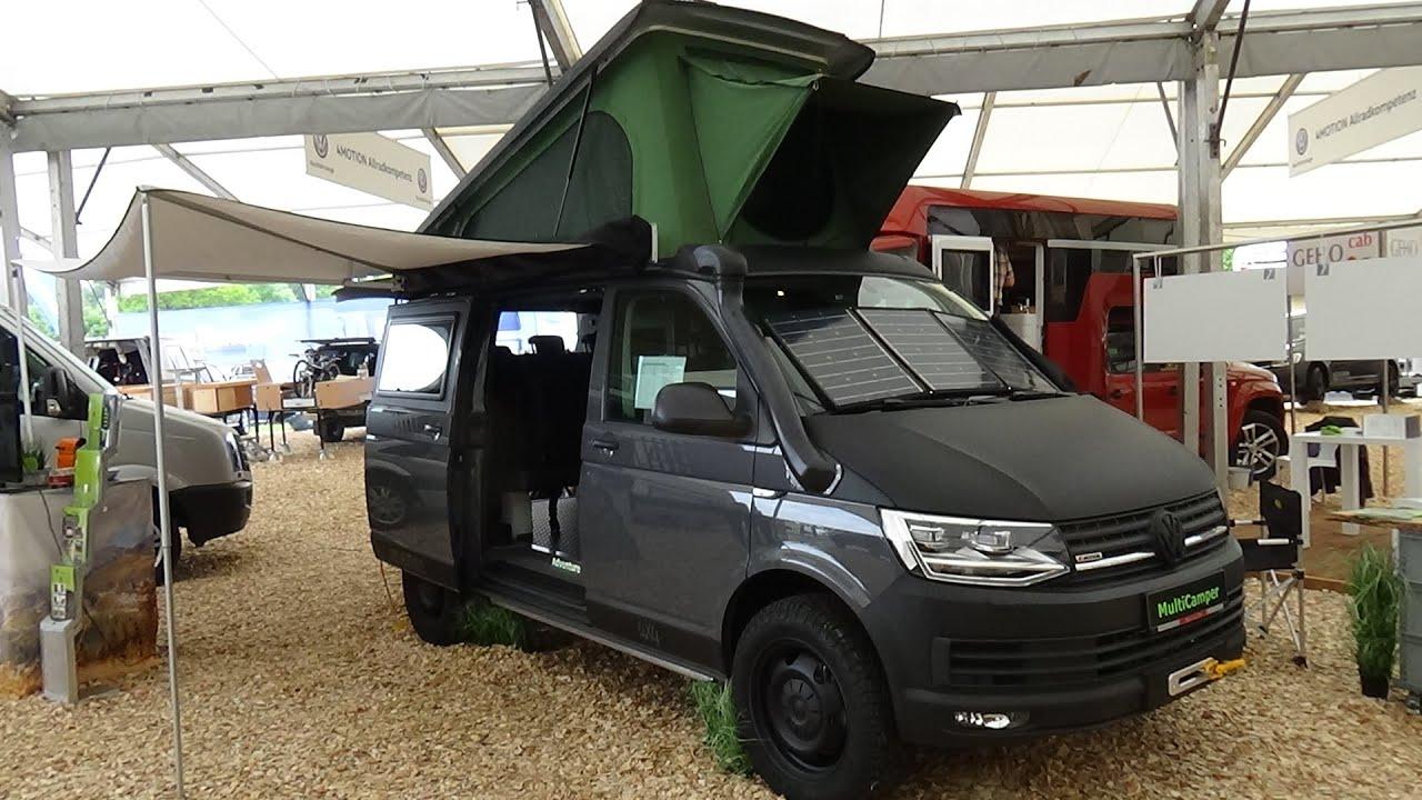 2016 volkswagen multicamper adventure exterior. Black Bedroom Furniture Sets. Home Design Ideas