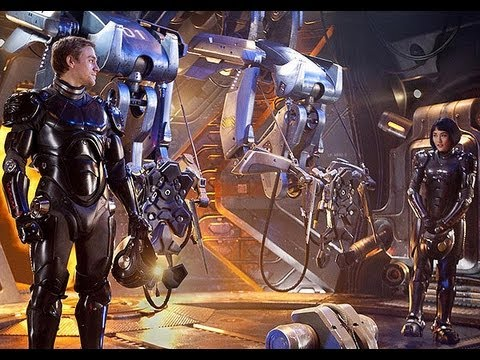 Pacific Rim - Movie Review