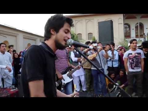 Kabul Dreams at The Afghan Youth Voices Festival in Kabul (27/06/2013)