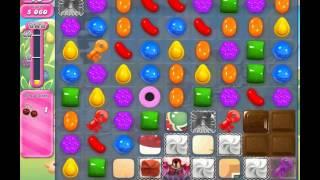 Candy Crush Saga level 744 (3 star, No boosters)