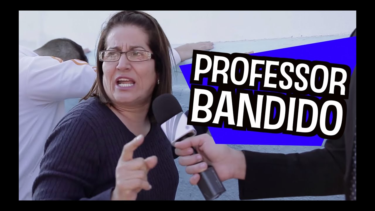 Professor Bandido - DESCONFINADOS
