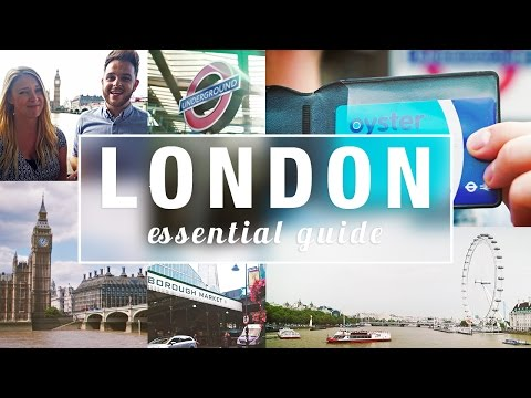 🇬🇧 LONDON Travel Guide 🇬🇧   Travel Better In ENGLAND!