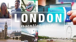 🇬🇧 LONDON Travel Guide 🇬🇧 | Travel better in ENGLAND!