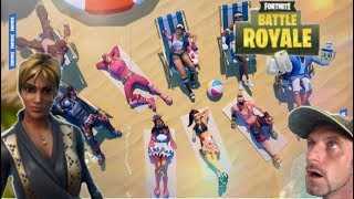 "LIVE FORTNITE hot for summer challenges """"code created LYDCED46"