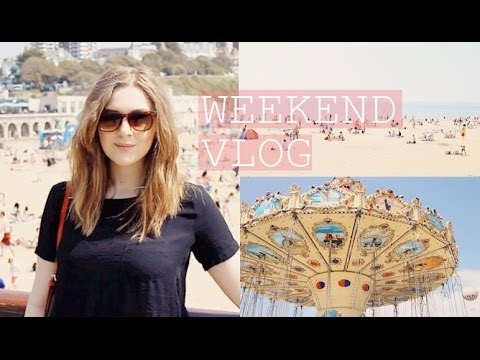 Vlog: Weekend in Bournemouth | I Covet Thee