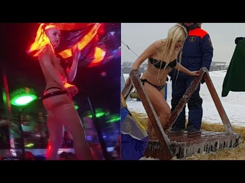 Top 9 best places to pick up Russian girls during winter - you won't believe #7!! +Infield