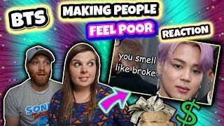 bts making people feel poor | Multi-Billion Confirmed