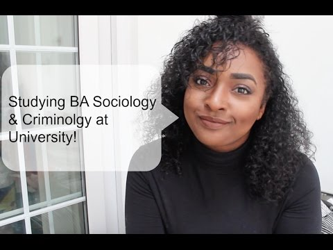 Q&A About My Course | Sociology & Criminology At Uni