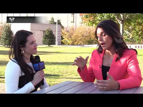 Rep. Tulsi Gabbard on The Young Turks with Nomiki Konst