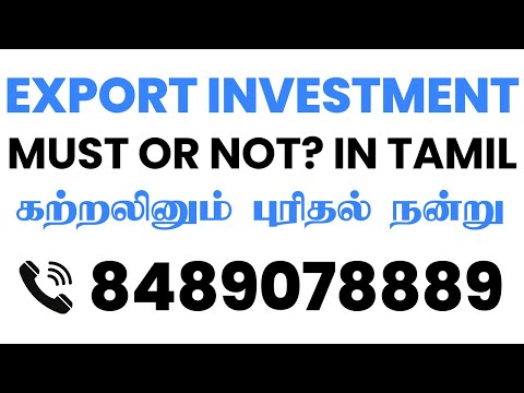 Reel Facts behind Export Business by Export Help Center, Madurai