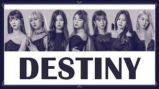 [THAISUB] Oh My Girl - Destiny #เล่นสีซับ