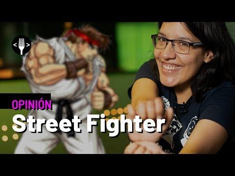 Street Fighter: el juego de peleas definitivo