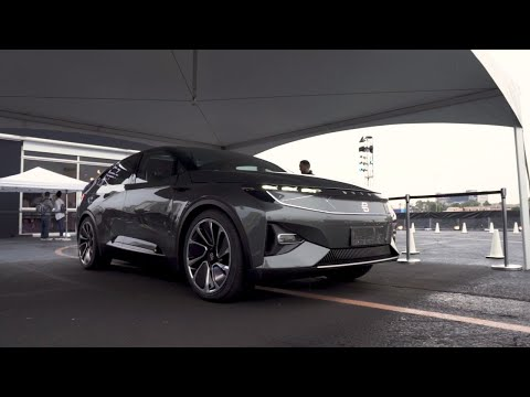 Download Youtube: Byton Concept EV first ride