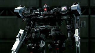 Training Excercise VS AC (Genobee 2/3) : Armored Core Nexus