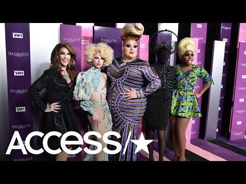 VH1 Trailblazer Honors: All The Fab Fashion   Access