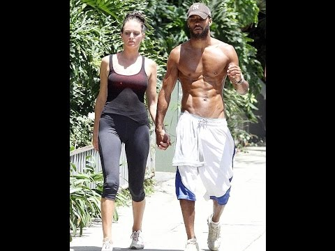 Girls Ricky Whittle has dated  The 100 Lincoln