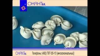 видео Оборудование для производства пельменей